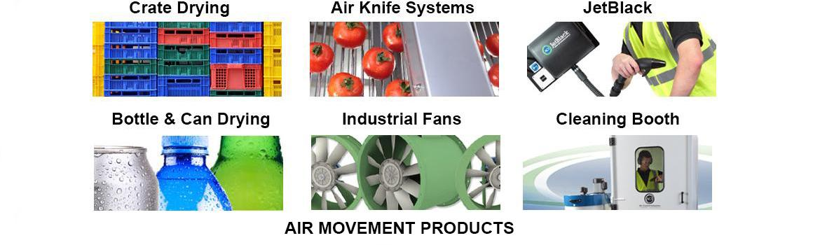 Air Movement Products